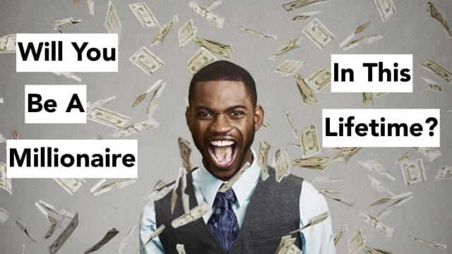The million dollar question...are you destined to be a millionaire in this lifetime? Take this quiz to find out!