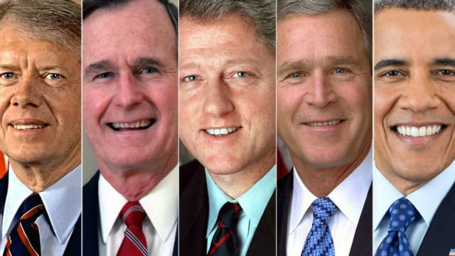 Can You Name ALL The US Presidents Of The 20th Century?