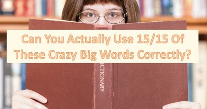 Increase Vocab With Fun Rare Words - Kelly Epperson SIMMONS |Crazy Big Words