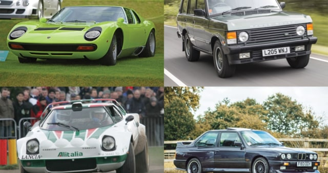 Cool Cars Vote For The Coolest Cars Of All Time Playbuzz - Green cool cars