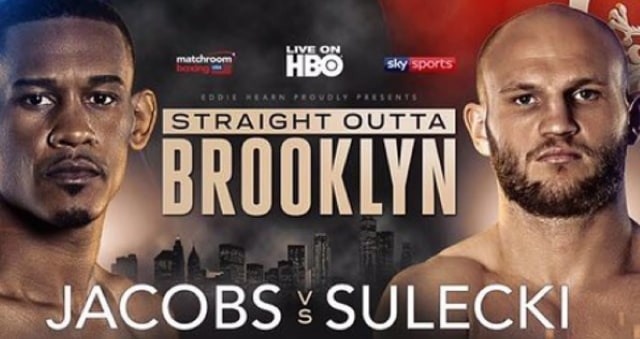 Image result for Daniel Jacobs vs. Maciej Sulecki