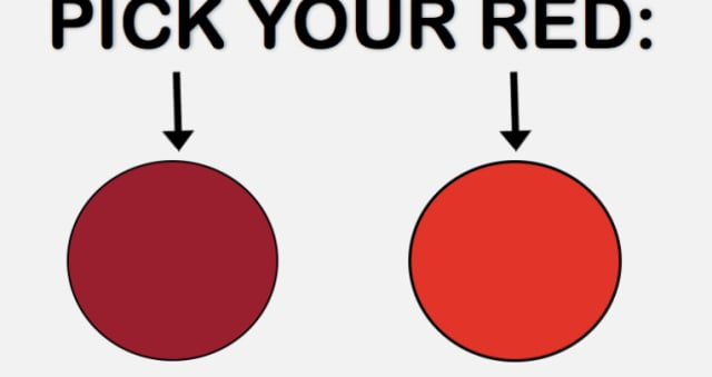 This beautiful color test can determine your dominant gender playbuzz sciox Gallery