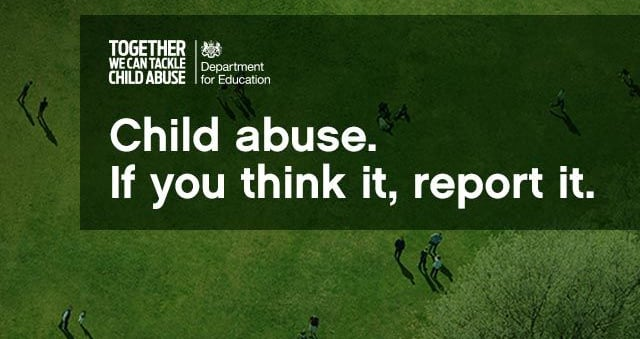 How alert are you to child abuse and neglect?