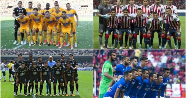 Liga MX  ¿Cuánto vale cada equipo del Apertura 2017   dd87ad8cd0d95
