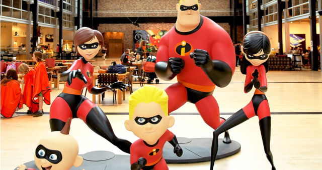 86c645f80 Incredibles 2  Elastigirl shines in charming Pixar superhero sequel ...
