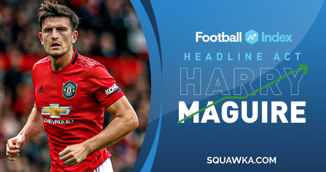 Harry'The Beast'Maguire是本周的头条新闻