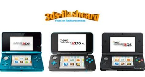 R4i gold, R4 3ds or Ace3ds plus, which card supports free games on