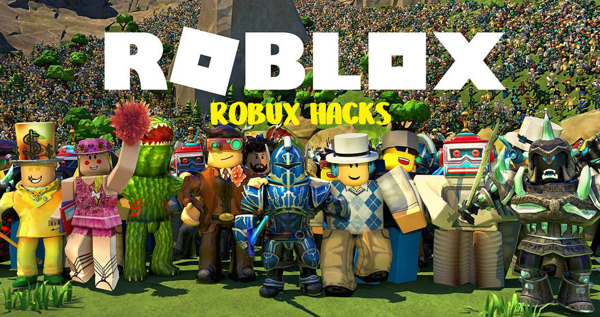 Roblox Hack For iOS, Android & PC | Free Robux Generator 2018 ::