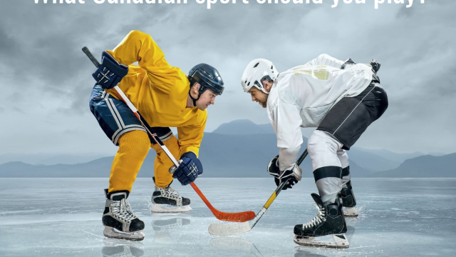 Are you a born baller or a skilled skater? Should you try your hand at lacrosse or are you made for curling? This quiz will help you find out which Canadian sport you were made to play.