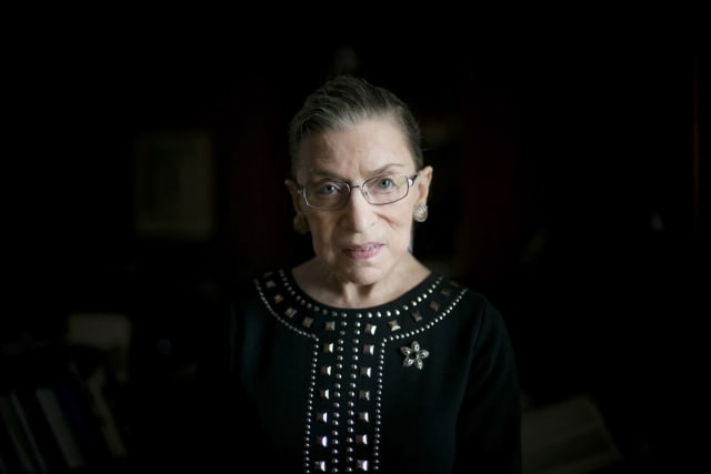 Notorious RBG in all her glory