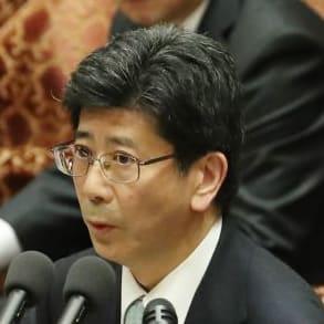 佐川宣寿・財務省理財局長