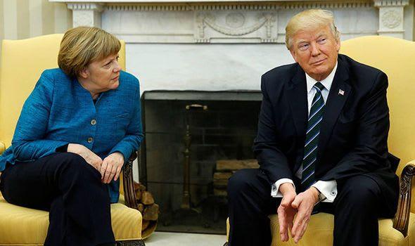 Merkel was unimpressed