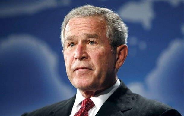 GW Bush spoke to People magazine
