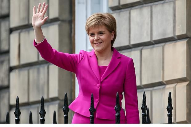 Sturgeon is seeking a good deal for Scotland