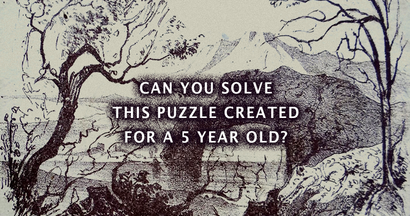 Parents Are Losing Their Minds Over This Optical Illusion Only Kids