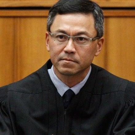 Judge Derrick Wilson