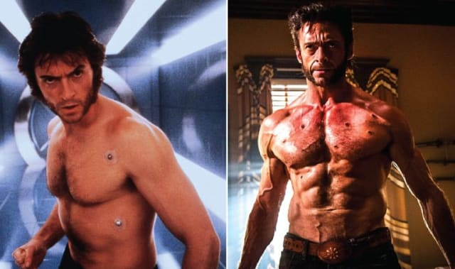 The Wolverine Diet Plan isn't for the faint of heart.