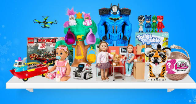 smyths toys superstores announce most popular toys for christmas 2017