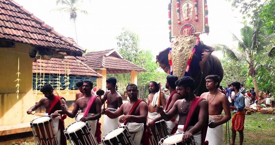 Kakkoor Ambaasserykkav - Amazing Festival Photos from Kerala