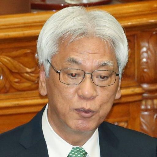 小川敏夫氏