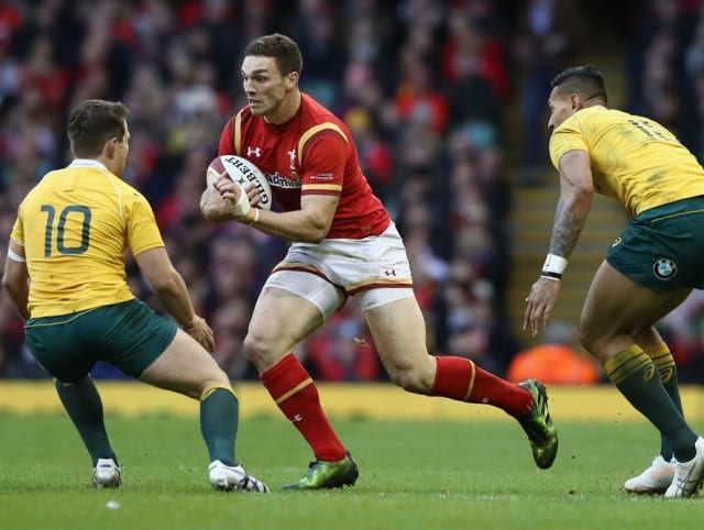 It seems like Welsh winger North has been around forever (having debuted in 2010), but he's still only 24 years old. Bouncing back from horrible injuries and concussions in the past two seasons, the talented game-changer is looking to book his place on the Lions tour to New Zealand.