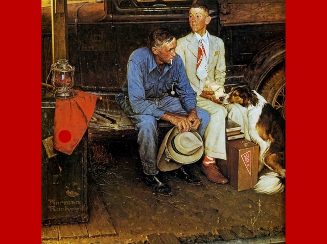http://blog.chasenantiques.com/wp-content/uploads/2013/09/Norman-Rockwell-Breaking-Home-Ties.jpg