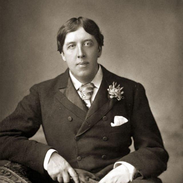 4. Oscar Wilde