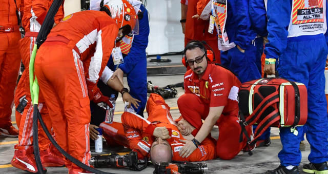 The 10 worst leg breaks in sporting history, after Ferrari