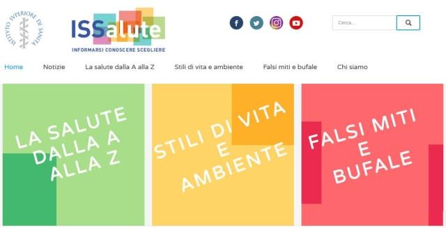 www.issalute.it