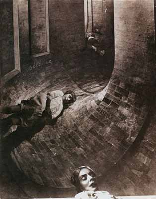 """""""Espiral del silencio"""" en 1932."""