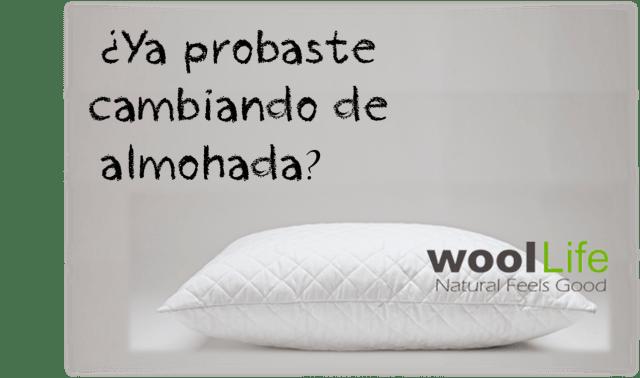 Al igual que el colchón, elegir la almohada correcta es de suma importancia en tu descanso y en el mismo caso; una almohada hecha con materiales naturales como la lana, es la compañera perfecta para lograr noches tranquilas.