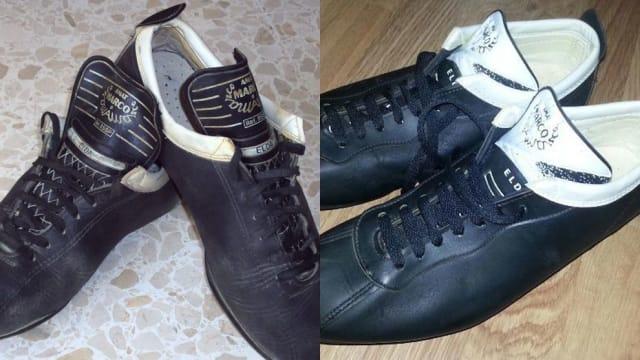 El once de botas míticas que pasaron a la historia del fútbol ... 0e4e60319cce7