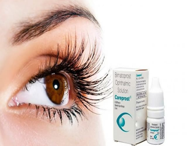 How To Make Your Eyelashes Grow Faster By Using Careprost