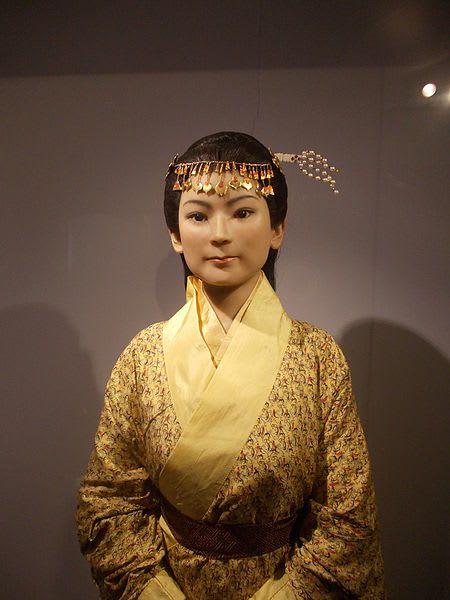 Gracias a la autopsia realizada, los doctores pudieron hacer un retrato de la marquesa Xin Zhui.