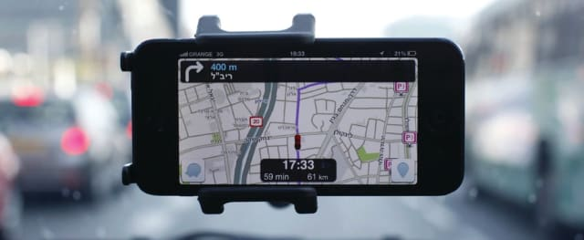 Waze, an Israeli mobile satellite navigation application, has revolutionized driving.