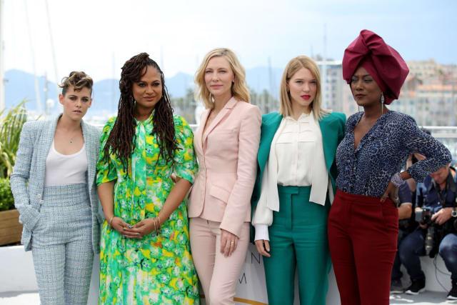 Kristen Stewart, Ava DuVernay, Cate Blanchett, Léa Seydoux y Khadja Nin