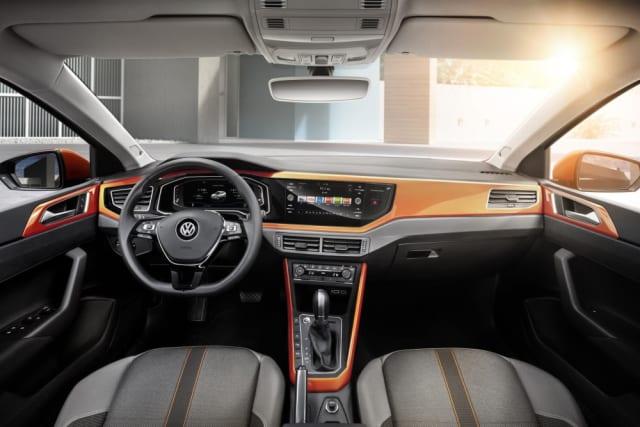 מגניב ביותר פולקסווגן פולו החדשה - הרבה יותר טובה, בטיחותית וחזקה - וואלה! רכב RM-91