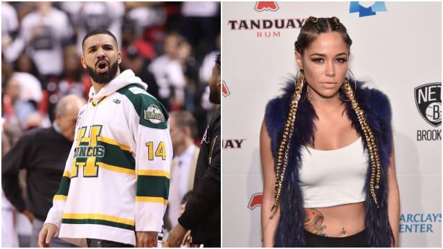 Drake Messages Sophia Body After She Says He Stole Young Thug's Flow