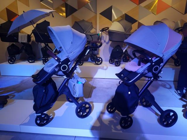 בלתי רגיל מה חדש בעולם מוצרי התינוקות? סקירה ZA-92