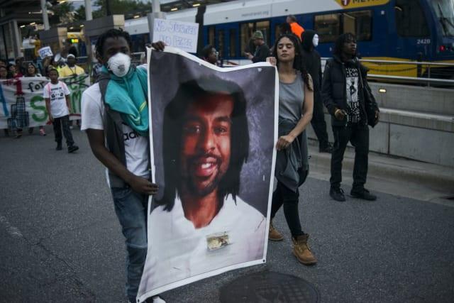 Второе убийство полицией негра в миссури