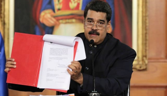 Venezuela: Oposición realizará consulta para enfrentar la Constituyente de Maduro este domingo