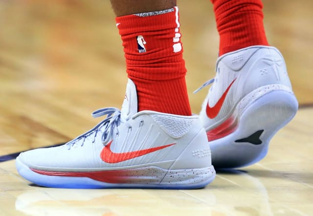 ebe3e0f4bb Quem usou o tênis mais legal na semana de estreia da NBA
