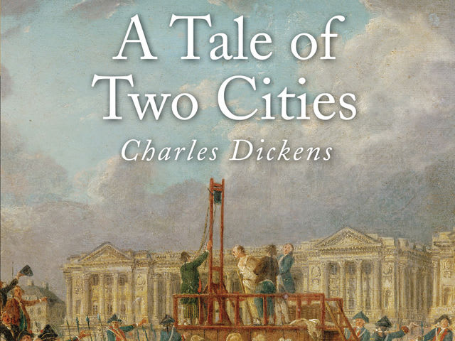 a tale of two cities dickens