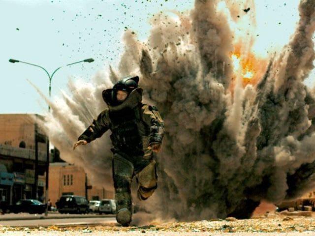 Из какого фильма взрыв?