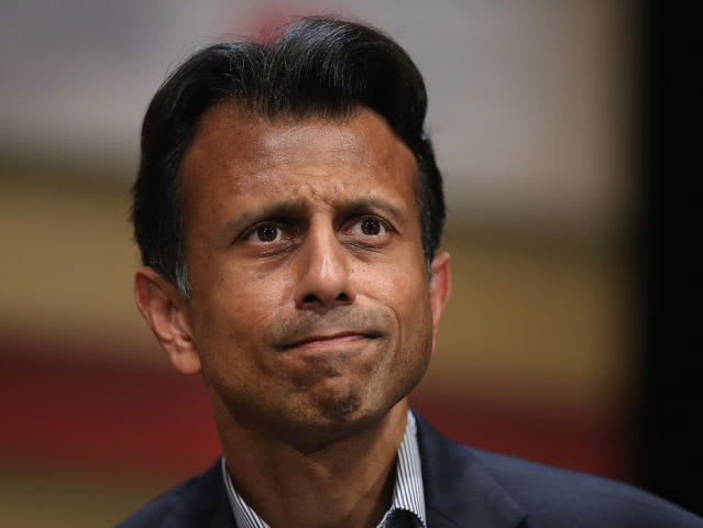 It's Bobby Jindal!