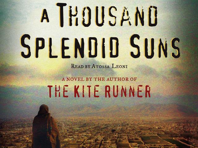 a thousand splendid suns female bonds