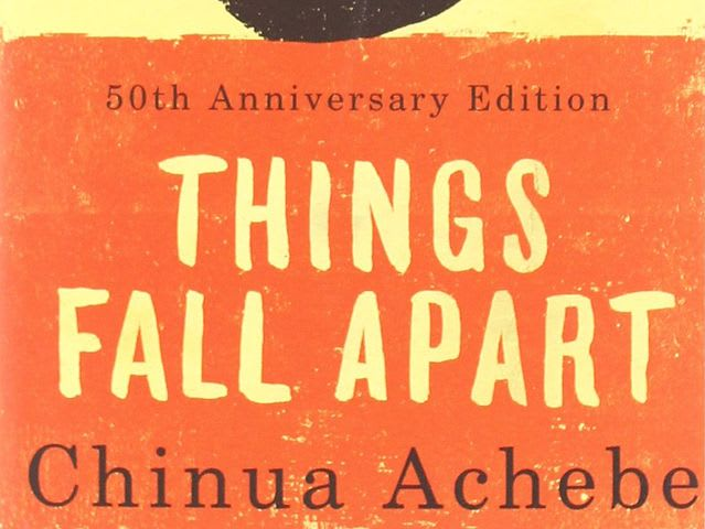 a review of the story things fall apart