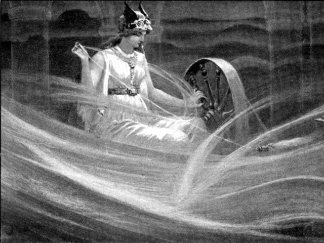 Who is the main Norse goddess?