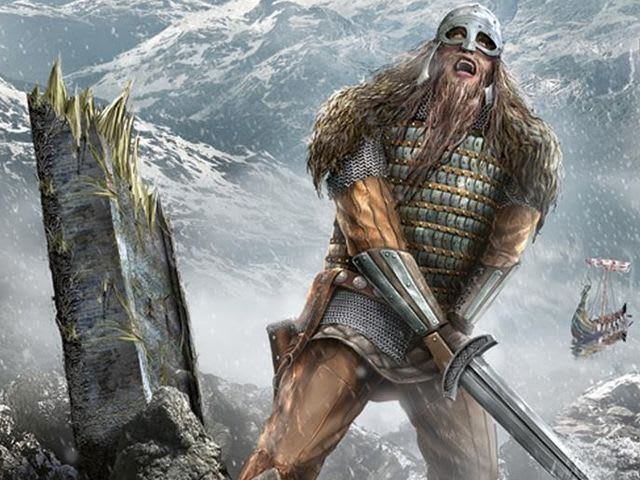Tyr is the Norse god of war.
