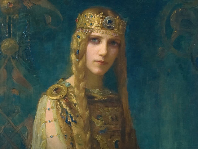 Who is the Norse goddess of healing?